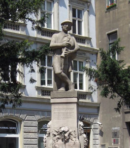 Augustin-Brunnen in Wien