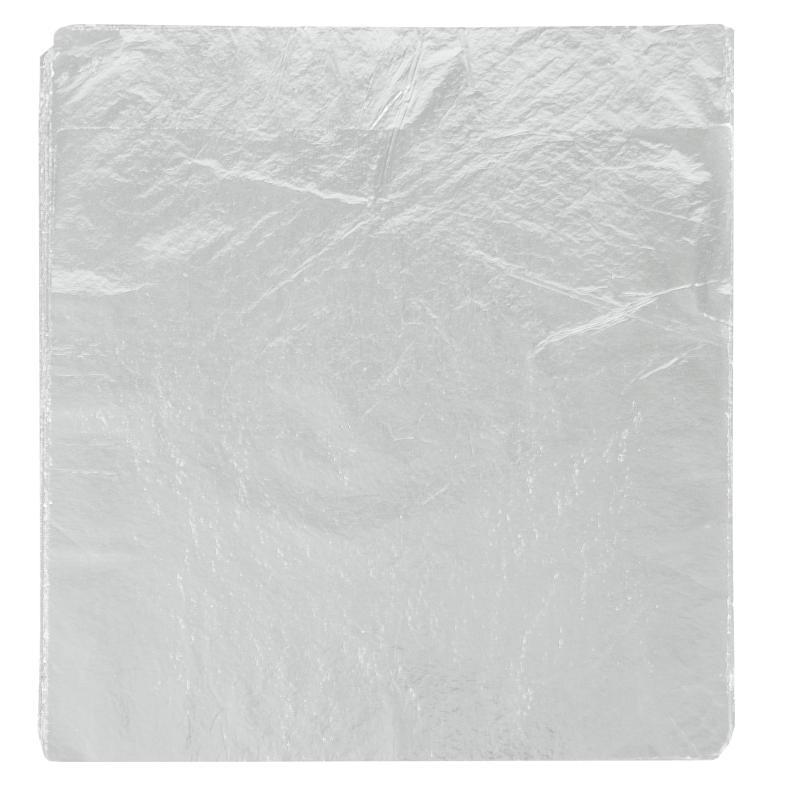 Ein Schlag Schlagaluminium (100 Blatt)