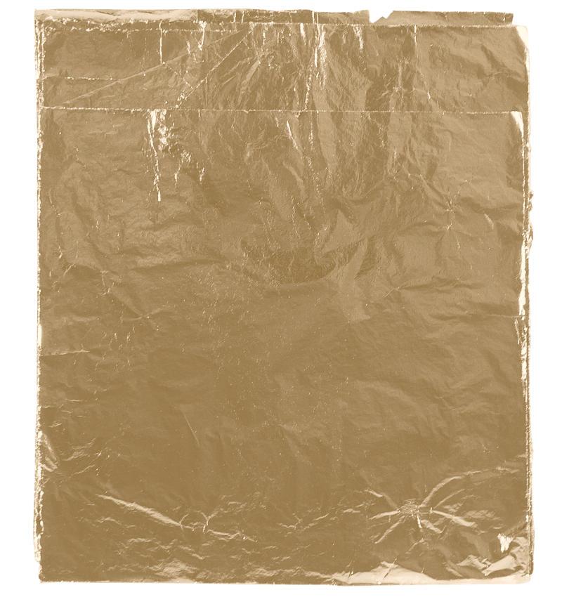 Ein Schlag Schlagmetall (100 Blatt)